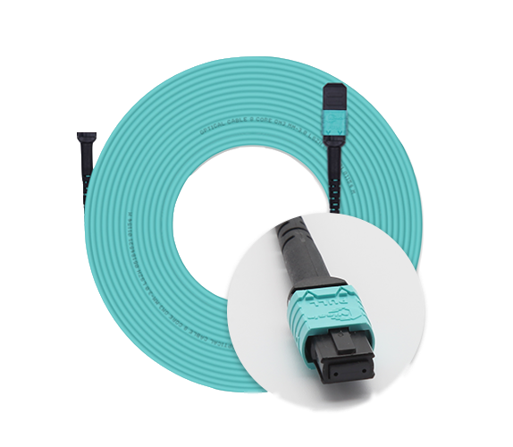 Optical Patch Cords (MPO)