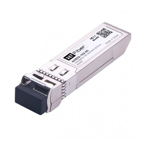 10GBASE-BX60-D SFP+ BIDI Tx1330nm/Rx1270nm 60km DOM SMF Transceiver Module Customized