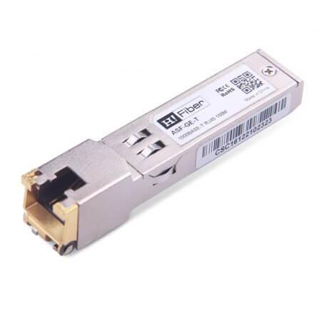 Cisco MGBT1 Compatible 1000Base-T SFP  RJ45 CAT5e Transceiver Module