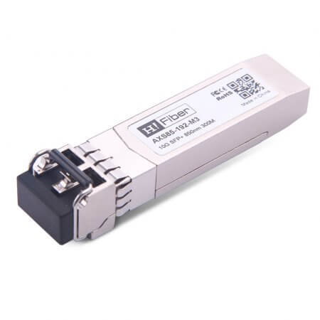 Cisco SFP-10G-SR-S Compatible 10GBASE-SR SFP+ 850nm 300m DOM Transceiver Module for MMF