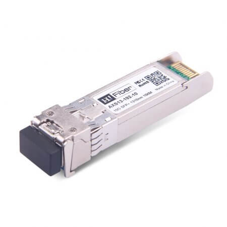 Cisco ONS-SC+-10G-LR Compatible 10GBASE-LR SFP+ 1310nm 10km DOM Transceiver Module for SMF
