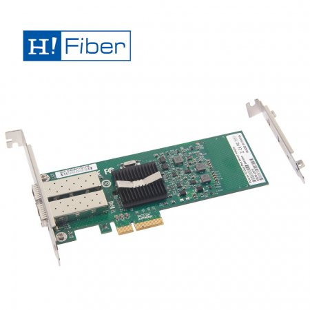 1Gb/s Ethernet Server Adapter (NIC), Compatible for Intel E1G42EF