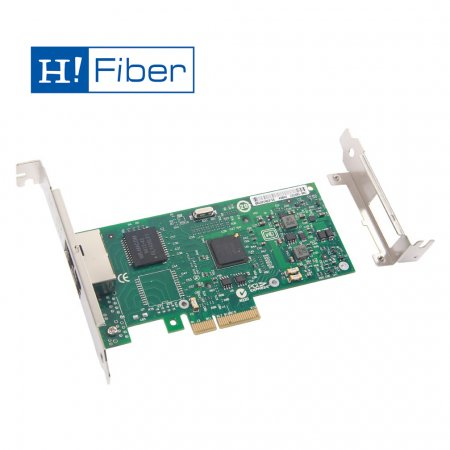 1Gb/s Ethernet Network Adapter, compatible for Intel I340-T2