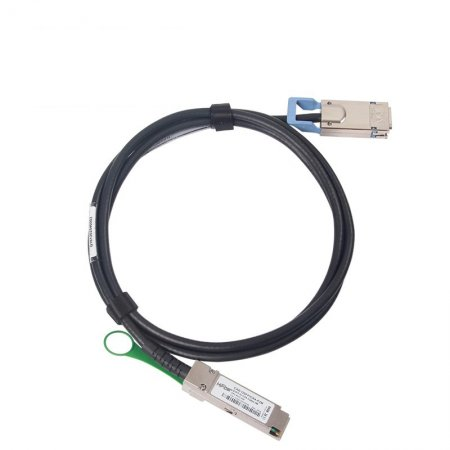 5m(16ft) 40G QSFP to CX4 DDR Passive DAC Twinax Cable,AWG28/AWG30 Customized