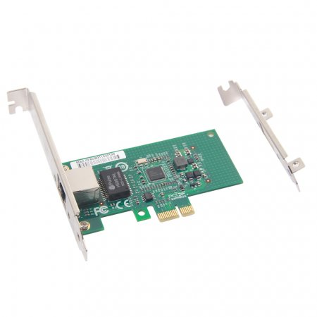 1Gb/s Ethernet Server Adapter, Compatible for Intel I210-T1