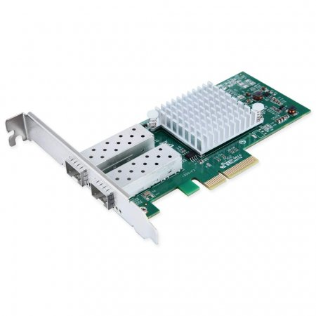 1Gb/s Ethernet Network Adapter, compatible for Intel I350-F2