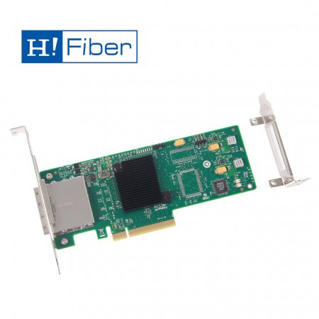6Gb/s External PCI Express SAS/SATA HBA, compatible for LSI 9200-8E