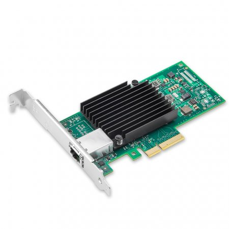 10Gb/s Converged Network Adapter (CNA)/NIC, Compatible Intel X550-T1