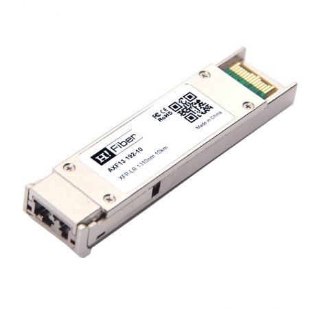 Cisco XFP10GLR-192SR-L Compatible Multirate 10GBASE-LR/-LW and OC-192/STM-64 SR-1 XFP Module for SMF, low power (1.5W)
