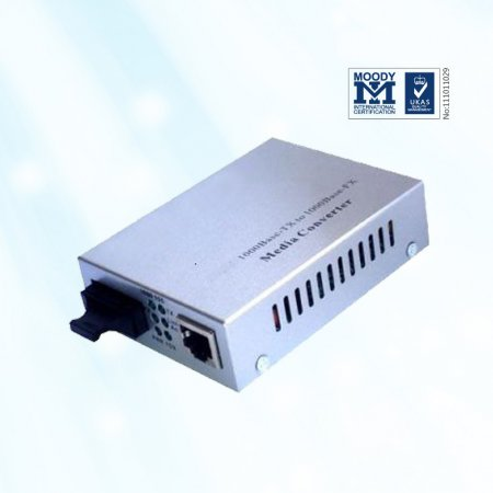 COV-GM01, 1000M Ethernet Multimode Converter