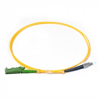 FC to E2000 Fiber Patch Cable, Singlemode OS2 9/125μm, Simplex