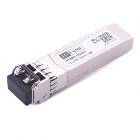 HPC Optics Compatible with ZyXEL SFP10G-SR 10GBASE-SR SFP Transceiver 10G SR MMF 850nm SFP10G-SR-HPC
