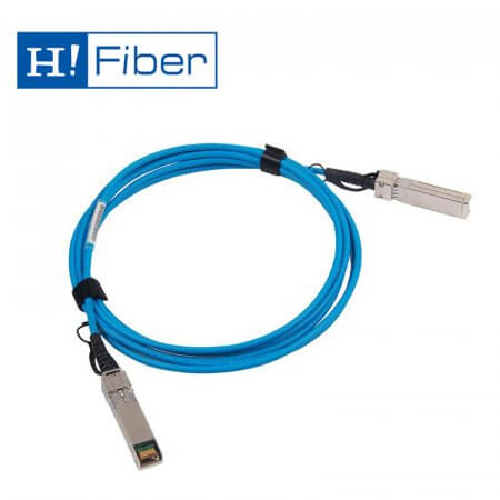 3m(10ft) 10G SFP+ to SFP+ Passive DAC Twinax Cable,Blue, 30AWG, Customized
