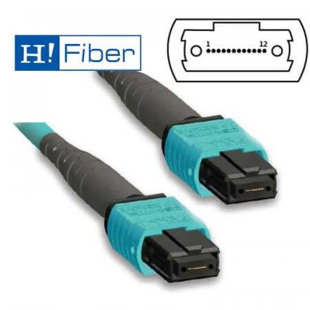 MPO, OM4, 24Core Fiber Patch Cord