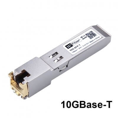 SFP+ Copper Transceiver 10GBase-T, Cat 6a/7, 30M | Cisco SFP-10G-T-S compatible