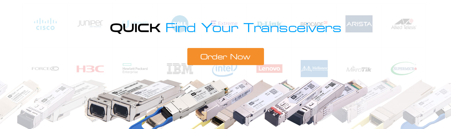 Quick Find Your Fiber Optic Transceiver Modules