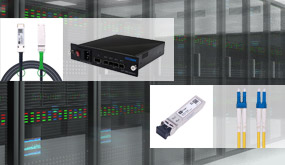 QSFP+ Extender Solutions